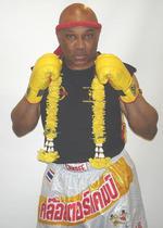 neville grant | muay thai boxing instructor