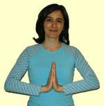 Narayani L Guibarra | yoga and sound healing SE London teacher