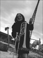 Claire Clarke   trombone teacher