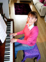 Pauline Williams   piano teacher