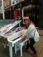 Hannah Luckins | piano harp voice music-theory teacher