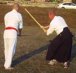 Jason Bird | Takemusu Aikido sensei