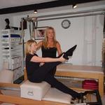 Terri Stoneback   Pilates instructor