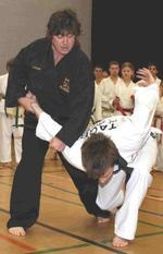 Russ Martin | Taekwon-do instructor