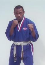 John Richards | Karate & Kick Boxing instructor