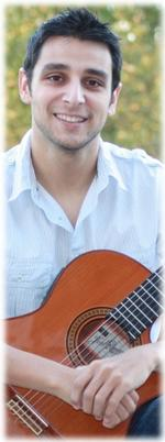 Matt D'Netto | classical guitar teacher