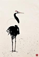 Talia LeHavi | Japanese ink painting and calligraphy teacher