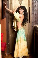 Saeeda Kasym | bellydance teacher