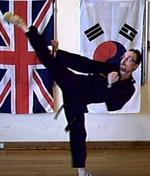 Adrian Felice   taekwondo instructor