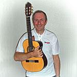 Derek Hasted   classical guitar teacher