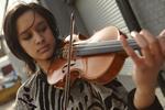 Radhika de Saram   Violin teacher