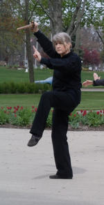 Carol Nelson | Tai Chi teacher