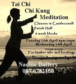 Nadine Buttery | Chi Kung and Meditation teacher