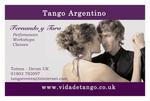 Tara & Fernando Hughes-Law & Guidi | Argentine Tango teacher