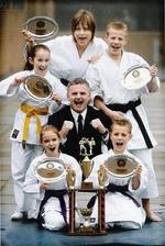 david hodson | Shotokan Karate sensei