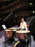 Tom Hunter   Drum kit Percussion Timpani Music teacher