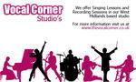 TheVocalCornerStudio | Member since March 2012 | Wolverhampton, United Kingdom