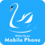 White Swan Mobile Phone |