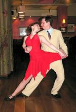 Pablo Alonso | Tango Argentino instructor