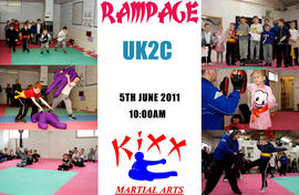 Rampage UK2C Kids Event