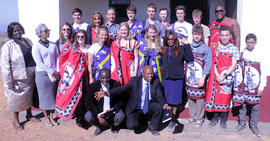 School Expedition to Swaziland