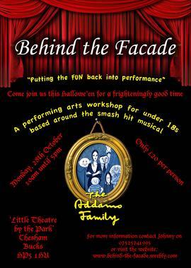 Behind the Facade: The Addams Family - Halloween Spooktacular