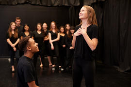 1 Year Part-Time Musical Theatre Foundation Course
