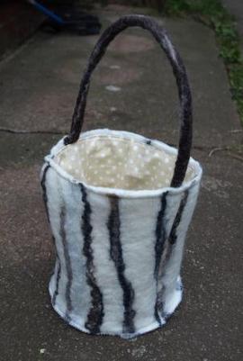 Felt bag-making workshop