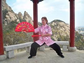 Tai Chi Double Fan 2 day course
