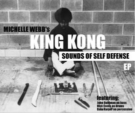 Michelle Webb's KING KONG live@Busboys & Poet's