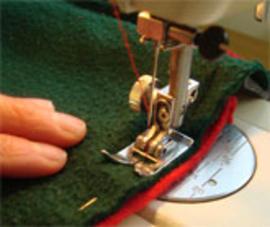 Sewing Surgery