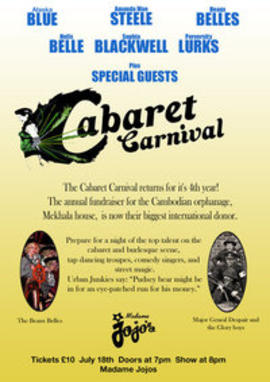 The 4th annual Cabaret Carnival