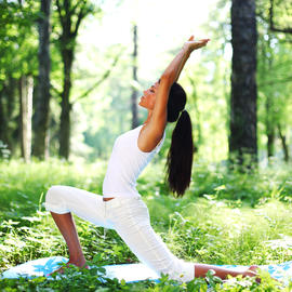 Brand New Beginners Yoga Courses January 2012 - Mondays