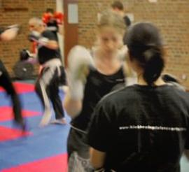 Kickboxing and MMA Classes