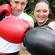 Lee & Jo  Jones   Kickboxing instructor
