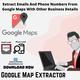 Can I Scrape Business Emails From Google Maps?
