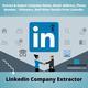 Extract 1000's Of b2b Companies Profiles Data From Linkedin