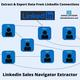 How To Extract And Export Connections Data From LinkedIn & Sales Navigator To Excel?