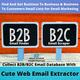 Find & Get Best B2B Mailing Lists For Email Marketing
