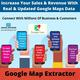 Increase Your Sales And Revenue With Real Google Maps Data