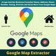 Extract Businesses Data From Google Maps Without Coding