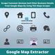 Extract Competitor Reviews And Data From Google Maps