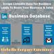 How Can I Scrape LinkedIn For Business Data?