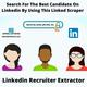 What Tools Used By Recruiters To Scrape Candidate Data From LinkedIn?