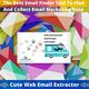 The email id extractor is recommended for small and large businesses. It is a very valuable marketing tool that can accomplish a