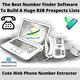 The Best Number Finder Tool To Build B2B Prospects Lists