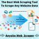 What Is The Best Web Data Scraping Tool?