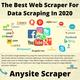 The Best Web Data Extractor For Data Scraping In 2020