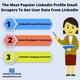 Which Tools Can Help To Find Emails From LinkedIn Profiles?