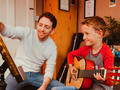 Guitar Lessons for Young People
